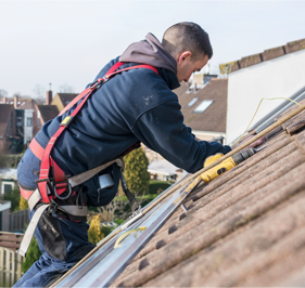 Roof maintenance in Auckland